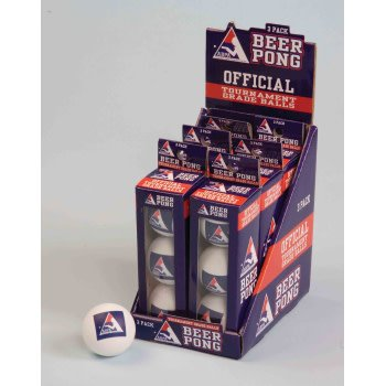 Beer Pong Ball Set (3)