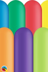 160Q Carnival Assorted Balloons (100)