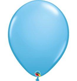 """16"""" Balloon Pale Blue 1 Dozen Flat"""