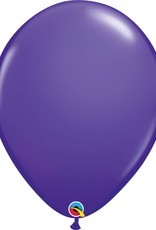 "16"" Balloon Purple Violet 1 Dozen Flat"