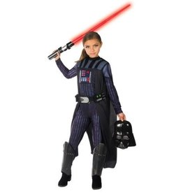 Children's Costume Classic Star Wars Darth Vader Medium