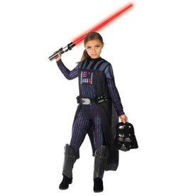 Children's Costume Classic Star Wars Darth Vader Large