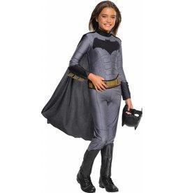 Children's Costume Justice League Batman Large