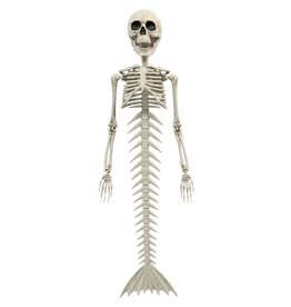 "18"" Skeleton Mermaid"