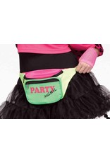 80'S Party Animal Fanny Pack