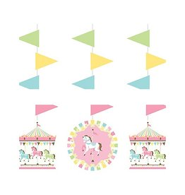 Carousel Hanging Cutouts (3)