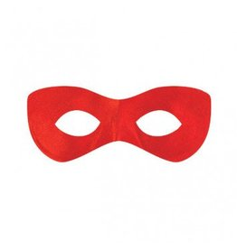 Super Hero Mask Red