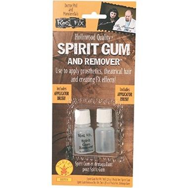 Spirit Gum & Remover