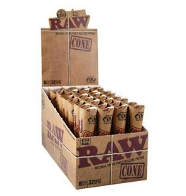 Raw Raw Cones 1 1/4 6 Pack