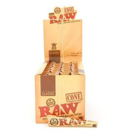 Raw Raw Cones King Size 3 Pack