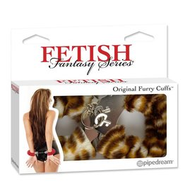 Fetish Fantasy Fetish Fantasy Series Furry Handcuffs - Tiger