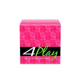 Kheper Games 4 Play Game Set