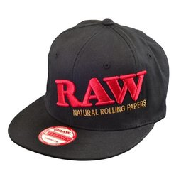 Raw Raw Flexfit Black Hat - S/M