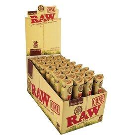 Raw Raw Organic Cones King Size