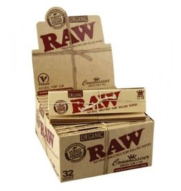 Raw Raw Organic Conoisseur King Size