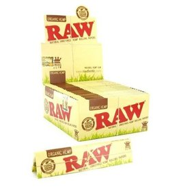 Raw Raw Organic King Size Slim