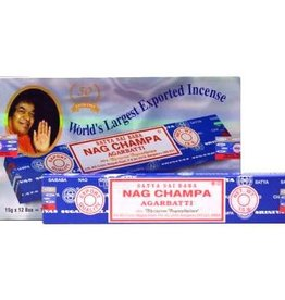 Satya Incense Satya Nag Champa Incense Sticks 15g