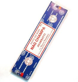 Satya Incense Satya Nag Champa Incense Sticks 40g