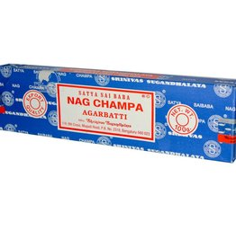 Satya Incense Satya Nag Champa Incense Sticks 100g