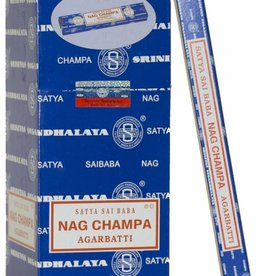 Satya Incense Satya Nag Champa Incense Sticks 10g
