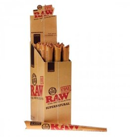Raw Raw Supernatural Pre-Roll Cones