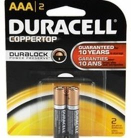 AAA Batteries- 2 pack