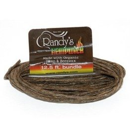 Randy's Randy's Hemp Wick - Large 12.5' Bundle