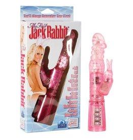 California Exotic Novelties My First Jack Rabbit - Pink