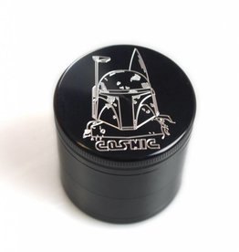 Cosmic Creations Cosmic 4-Piece Grinder Limited Edition Boba Fett