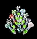 Chameleon Glass Chameleon Hand Pipe - Igneous Glow