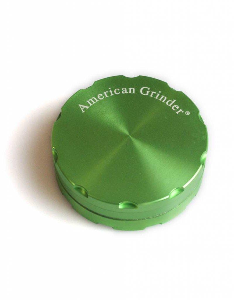 "American Grinder American Grinder 2-Piece 3.5"""