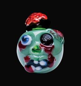Chameleon Glass Chameleon Hand Pipe - Zombie