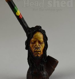 Bob Lion - Wood Pipe