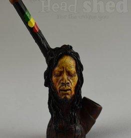 Bob Lion - Wood Pipe