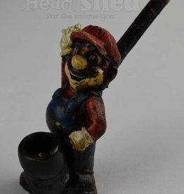 Mario - Wood Pipe