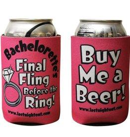 Bachelorette's Final Fling Coozie