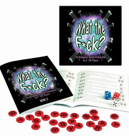 Kheper Games What The F ck? Raunchy Version Game