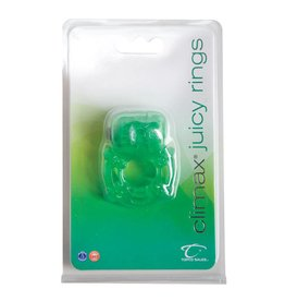 Climax Juicy Rings - Green