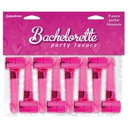 Bachelorette Party Favors Pecker Blowouts 8 pc.