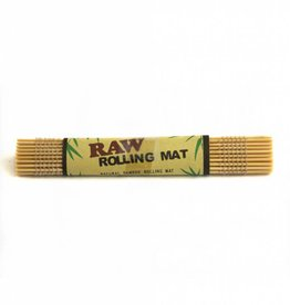 Raw Raw Bamboo Rolling Mat