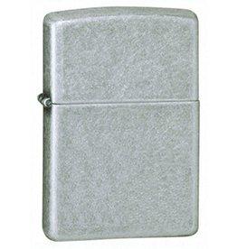 Zippo Zippo Lighter - Antique Silver Plate
