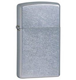 Zippo Zippo Lighter - Slim Street Chrome