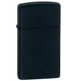 Zippo Zippo Lighter - Slim Black Matte