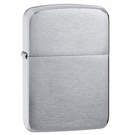 Zippo Zippo Lighter - 1941 Replica Brushed Chrome