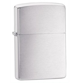 Zippo Zippo Lighter - Brushed Chrome