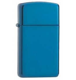 Zippo Zippo Lighter - Slim Sapphire