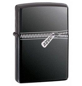 Zippo Zippo Lighter - Black Ice w/ Zipper