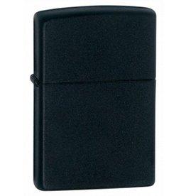 Zippo Zippo Lighter - Black Matte
