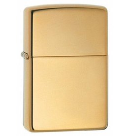 Zippo Zippo Lighter - High Polish Brass
