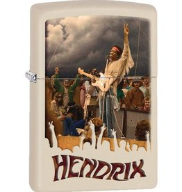 Zippo Zippo Lighter - Jimi Hendrix Woodstock